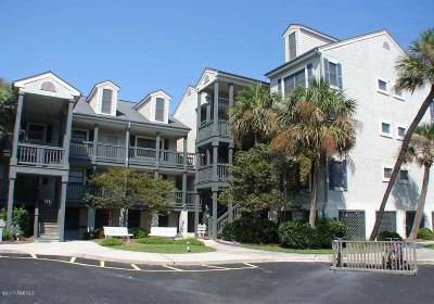 Fripp Island Condo/Townhouse For Sale: 725 North Hampton
