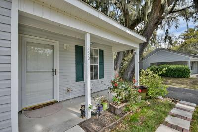 Beaufort County Condo/Townhouse For Sale: 260 Cedar Grove Circle