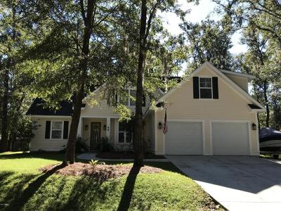 Beaufort County Single Family Home For Sale: 45 Osprey Road