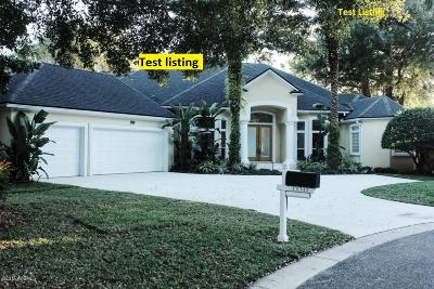 Beaufort, Beaufort Sc, Beaufot, Beufort Single Family Home For Sale: Test Street