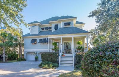 Beaufort Single Family Home For Sale: 53 Petigru Drive