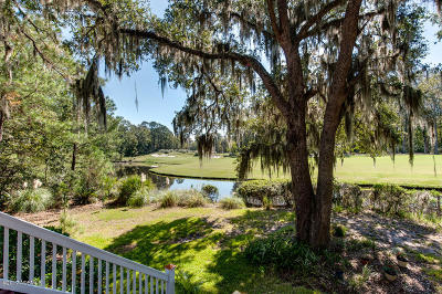 Beaufort County Single Family Home For Sale: 32 Spring Island Drive
