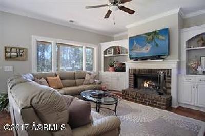 Hilton Head Island Single Family Home For Sale: 6 Summers Lane