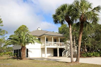 Beaufort County Single Family Home For Sale: 275 Tarpon Boulevard