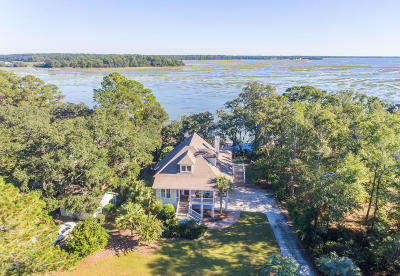 Beaufort County Single Family Home Under Contract - Take Backup: 60 Downing Drive