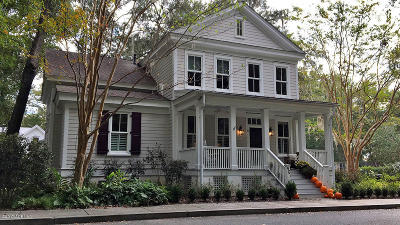 Beaufort County Single Family Home For Sale: 46 Grace Park