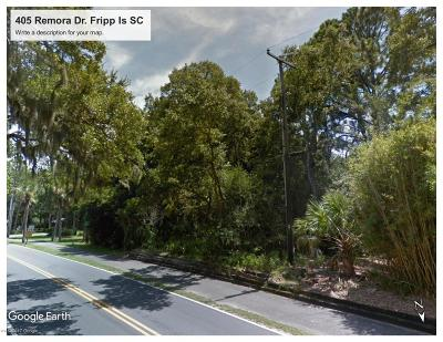 Fripp Island Residential Lots & Land For Sale: 405 Remora Drive