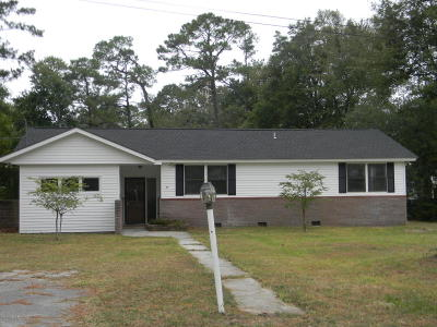Hampton Single Family Home For Sale: 804 3rd Street W