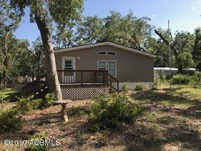 Beaufort County Mobile Home For Sale: 29 McCoy Road