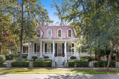 Beaufort County Single Family Home For Sale: 43 St Phillips Boulevard