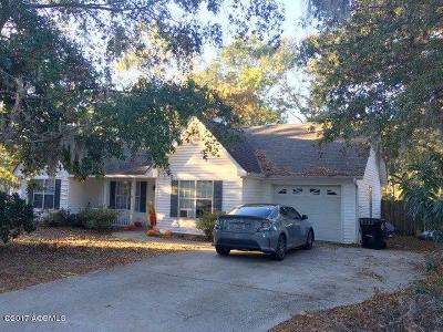 Beaufort, Beaufort Sc, Beaufot, Beufort Single Family Home For Sale: 6 Lucerne Avenue