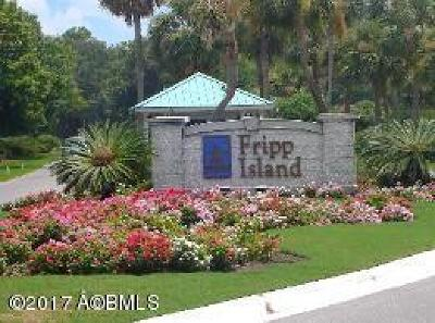 Fripp Island Residential Lots & Land For Sale: 5 Fiddlers Reach Dr