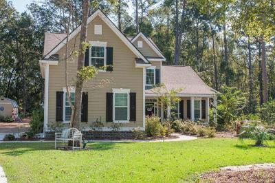 Bluffton Single Family Home For Sale: 16 Dovetree Lane