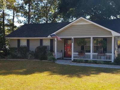 Beaufort Single Family Home Under Contract - Take Backup: 61 Blacksmith Circle
