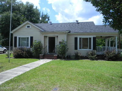 Hampton Single Family Home For Sale: 900 1st Street W