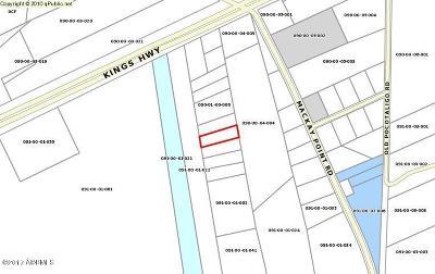 Yemassee Residential Lots & Land For Sale: 9 Kings Highway