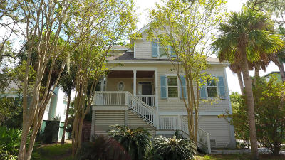 Fripp Island Single Family Home For Sale: 18 Fiddlers Cove