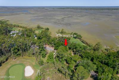 Fripp Island Residential Lots & Land For Sale: 154 Davis Love