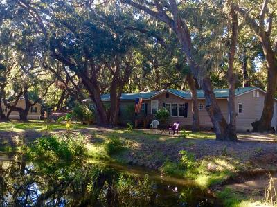Beaufort County Single Family Home Under Contract - Take Backup: 41 Sea Pines Drive