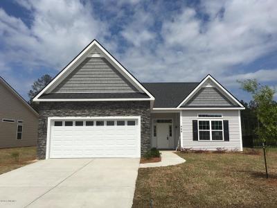 Ridgeland Single Family Home For Sale: 465 Battle Harbor Lane
