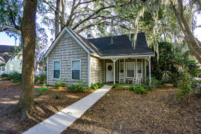 Beaufort (lady's Island), Port Royal, Pt Royal, Pt. Royal Single Family Home For Sale: 67 Shipwright Circle