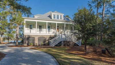 Beaufort Single Family Home For Sale: 5 Anchorage Way