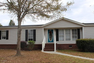 Beaufort Mobile Home Under Contract - Take Backup: 13 Inwood Court