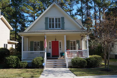 Beaufort, Beaufort Sc, Beaufot, Beufort Single Family Home For Sale: 23 Brisbane Drive