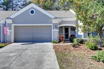 Bluffton Single Family Home For Sale: 211 Landing Lane