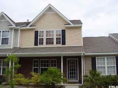 Beaufort, Beaufort Sc, Beaufot, Beufort Condo/Townhouse For Sale: 166 Bella Way