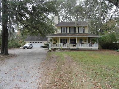 Beaufort Single Family Home For Sale: 8 Meredith Lane