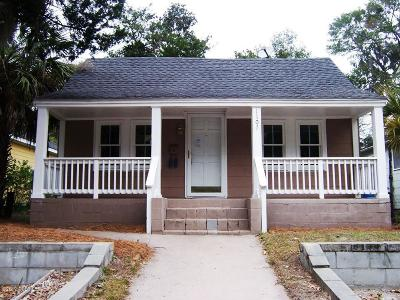 Beaufort, Beaufort Sc, Beaufot, Beufort Single Family Home For Sale: 1107 Washington Street