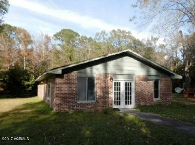 Single Family Home For Sale: 78 Green Circle
