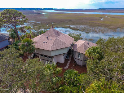 Fripp Island Single Family Home For Sale: 884 Fiddlers Ridge Road