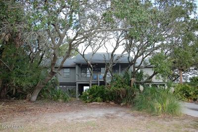 Fripp Island SC Single Family Home For Sale: $430,000