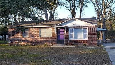 Beaufort SC Single Family Home Sold: $114,000