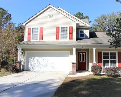 Beaufort, Beaufort Sc, Beaufot Single Family Home For Sale: 20 Waccamaw Way