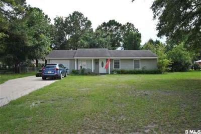 Beaufort, Beaufort Sc, Beaufot Single Family Home For Sale: 4350 Pinewood Circle