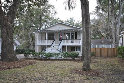 Beaufort Single Family Home For Sale: 504 Glebe Street