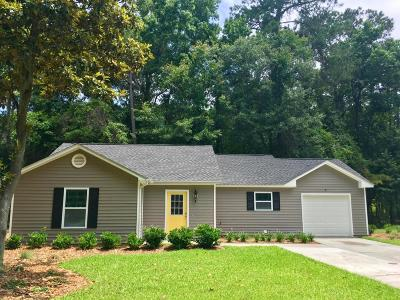 Beaufort, Beaufort Sc, Beaufot Single Family Home For Sale: 3 Brindlewood Drive