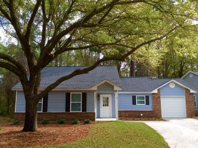 Beaufort County Single Family Home For Sale: 5 Brindlewood Drive