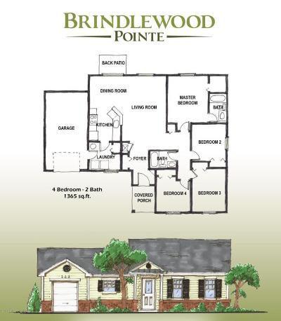 Beaufort County Single Family Home For Sale: 4 Brindlewood Drive