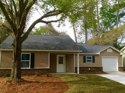 Beaufort, Beaufort Sc, Beaufot Single Family Home For Sale: 6 Brindlewood Drive