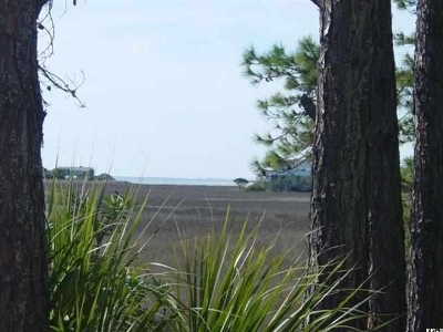 Fripp Island Residential Lots & Land For Sale: 123 Ocean Creek Boulevard