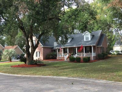 Beaufort County Single Family Home For Sale: 2500 Stratford Lane