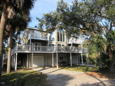 Fripp Island Single Family Home For Sale: 702 Whiting Road