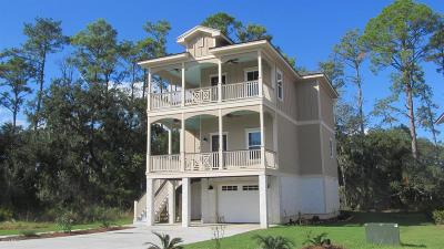 Beaufort Single Family Home For Sale: 16 Wilderness Drive W