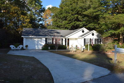 Beaufort County Single Family Home For Sale: 6 Cordata Court