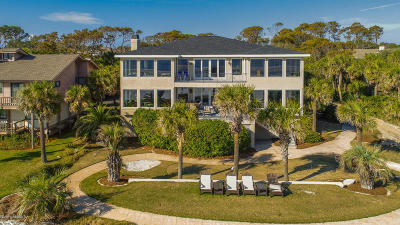 Fripp Island Single Family Home For Sale: 709 Whiting Road