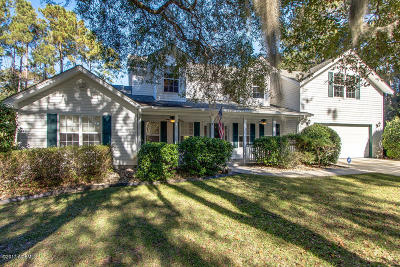 Beaufort County Single Family Home For Sale: 170 Brickyard Point Point S